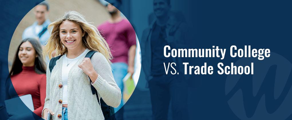 Community College vs. Trade School