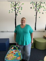 MWCC CCAMPIS Medical Assistant Student Jacqueline Bussiere
