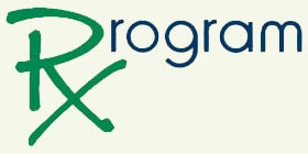 Rx program logo
