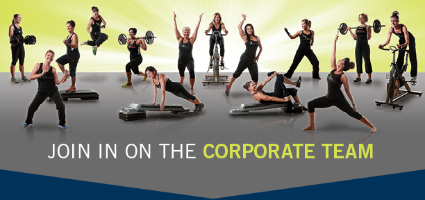Join in on the Corporate Team