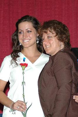 Danielle Boudreau and Cynthia Adams