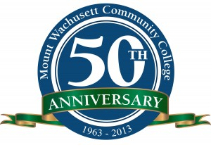 MWCC 50th Anniversary Logo