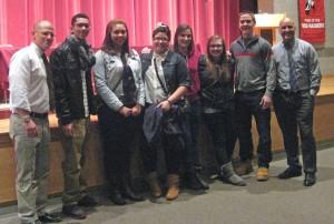 Group of Fitchburg High School Alumni