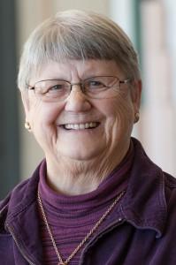 Lorraine Wickman Headshot