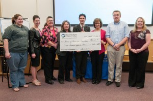 PTK donation to HOPE