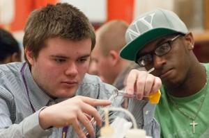 STEM Starter Academy event April 2014