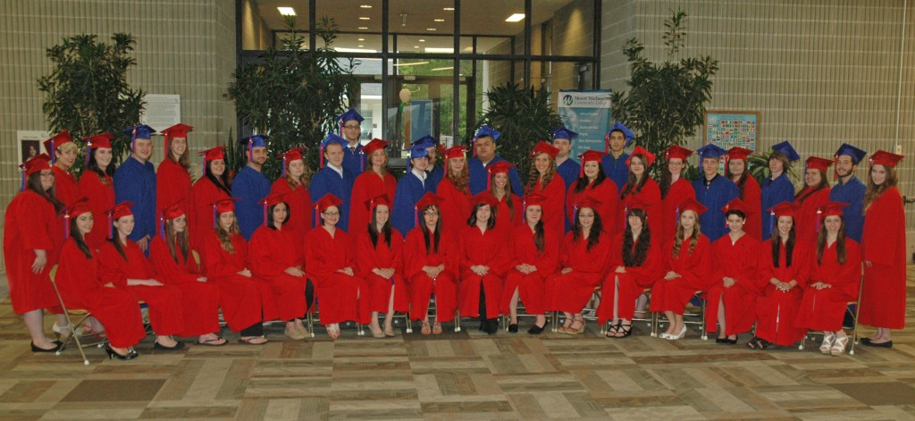 2014 Gateway and Pathways graduates
