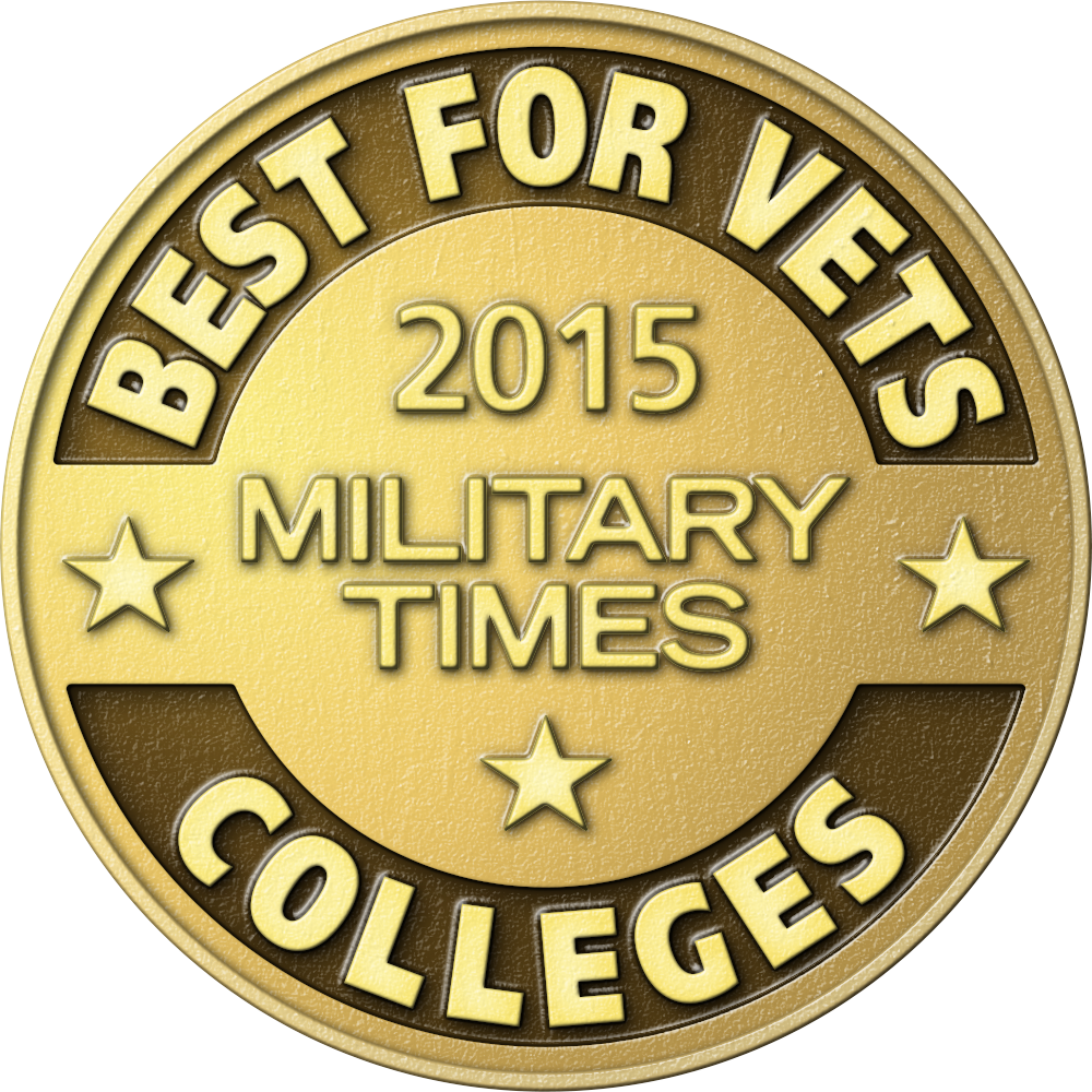 MWCC was ranked seventh nationally among two-year colleges in the Military Times' Best for Vets: Colleges 2015 rankings.