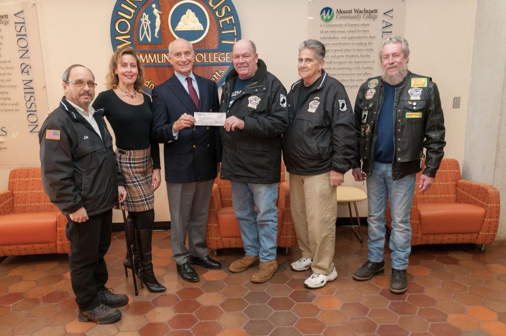 American Legion donation Nov 2014