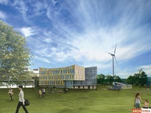 Academics-New-Building-Exterior