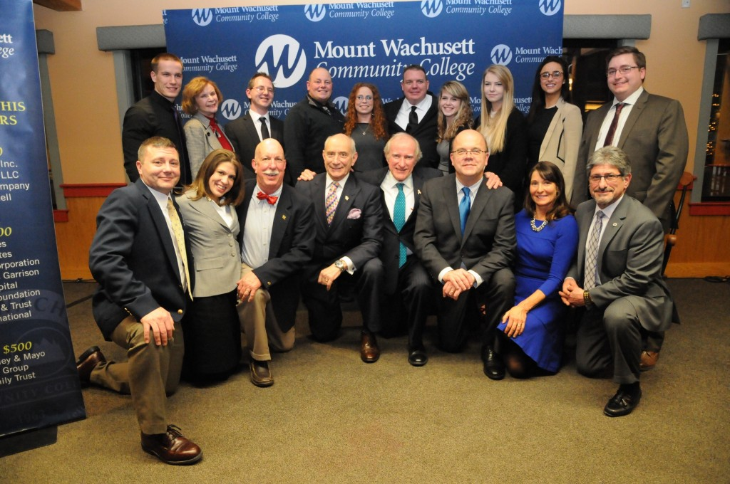 MWCC Group with students