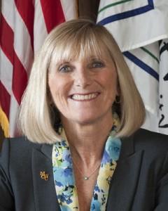 Headshot of Gail Steele