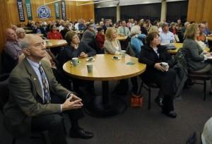 Islam forum audience photo