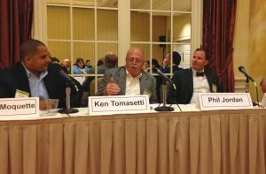 Ken Tomasetti panel photo