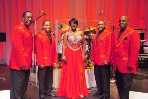 Magic of Motown band photo