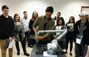 STEM College Day at Devens