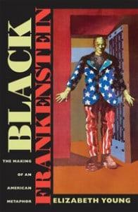Black Frankenstein book