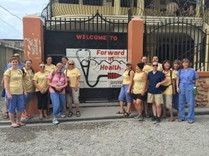 MWCC nurse trip to Haiti Jan 2016