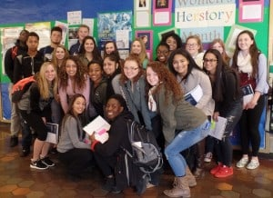Leominster High School students joined peers from throughout the region at MWCC's annual Juniors Symposium.