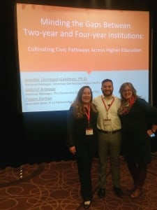 Mass Campus Compact conference 2016