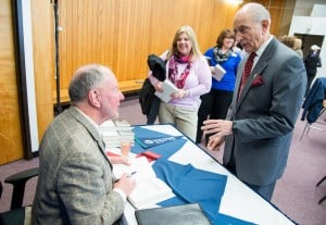 Robert Putnam Dan Asquino book signing