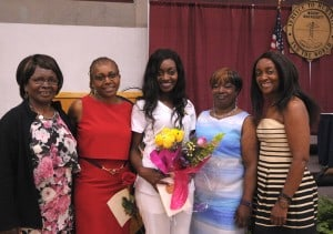Mercy Dhliwayo of Fitchburg and family