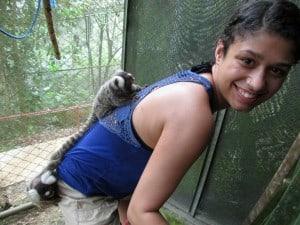 MWCC Costa Rica monkeys & Esther R