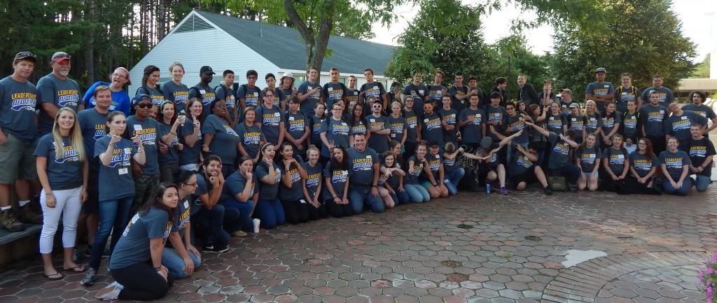 Leadership Academy 2016 group photo
