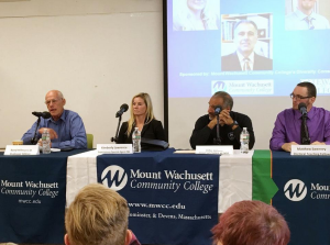 Domestic Terrorism from a Law Enforcement Perspective Panel Discussion