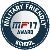 Military Friendly Designation for Mount Wachusett Community College, 2017