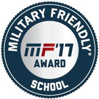 Military Friendly Designation for Mount Wachusett Community College, 2017