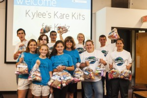 Kylee's Kare Kits Group Photo