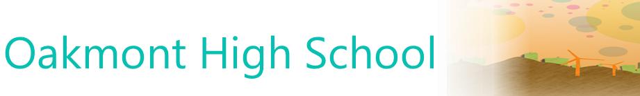 oakmont-high-school-banner