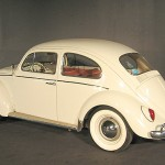 Vintage Volkswagon Beetle